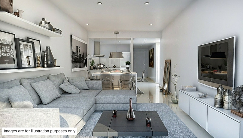 Two Bedroom Apartment 14A, Bahia Sant Pere, Colonia de Sant Pere